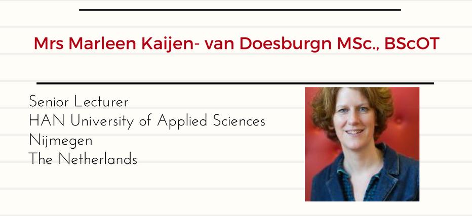 Marleen Kaijen- van Doesburgn MSc