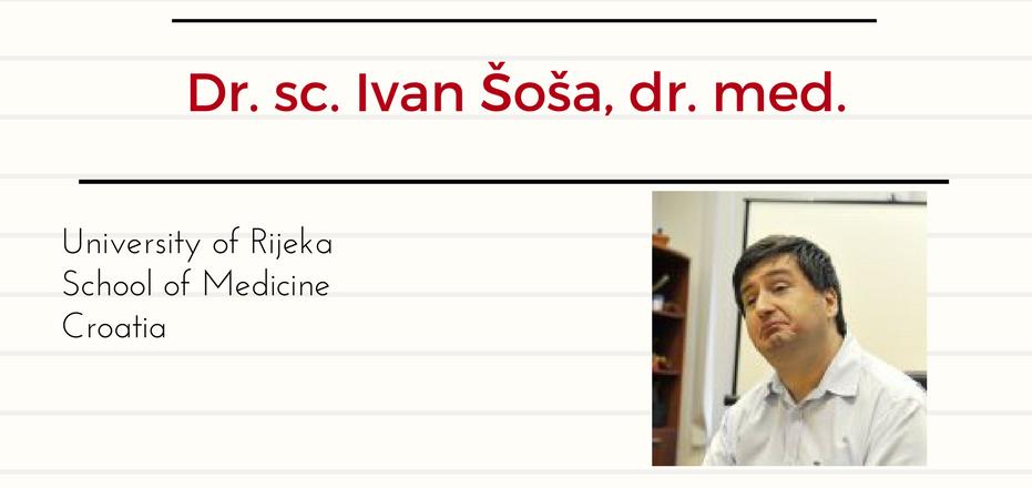 Dr. sc. Ivan Šoša