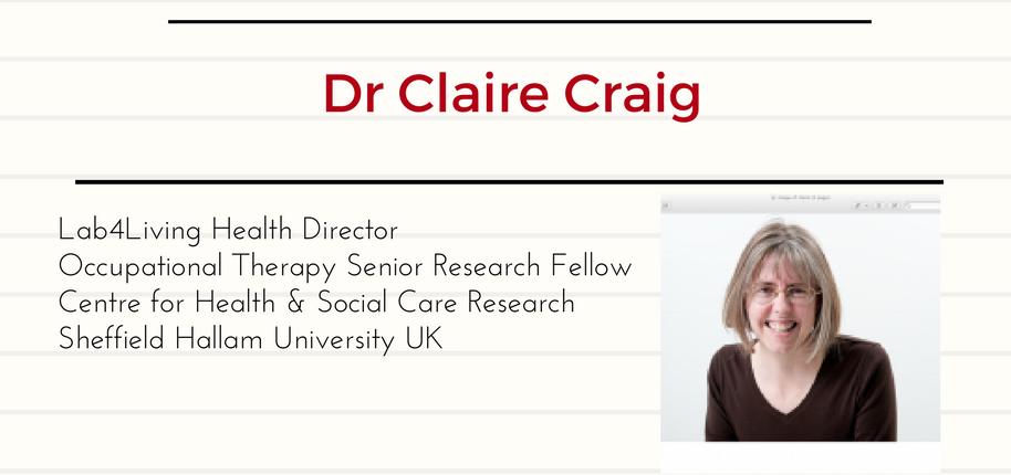 Dr. Claire Craig